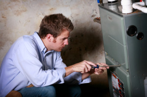 Raleigh Heating and Air Handler Install